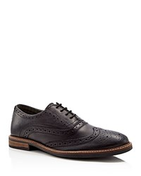 Ben Sherman Brent Wingtip Oxfords Compare At 135 Black