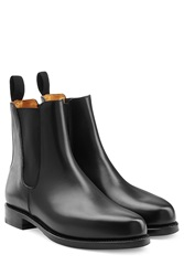 Ludwig Reiter Leather Chelsea Boots Black
