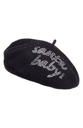 Collection Xiix Women's Santa Baby Wool Beret