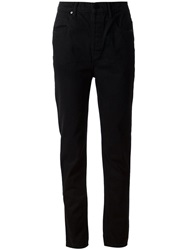 T By Alexander Wang Boy Fit Jeans Black