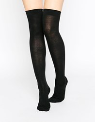 Gipsy 2 Pack Over The Knee Socks Black
