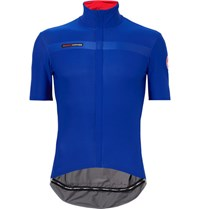 Castelli Gabba 2 Gore Windstopper Aero Jersey Royal Blue