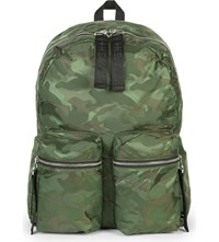 Chocoolate Camouflage Backpack