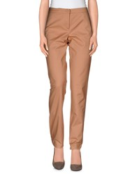 Emporio Armani Trousers Casual Trousers Women Brown