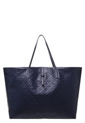 By Malene Birger Ginolas Tote Bag Midnight Blue Dark Blue