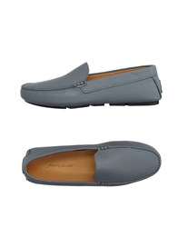 Alberto Moretti Footwear Moccasins Men Grey