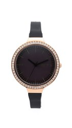 Rumbatime Orchard Lights Out Watch Black Rose Gold