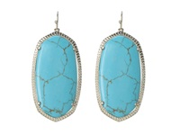 Kendra Scott Danielle Earrings Turquoise Earring Blue