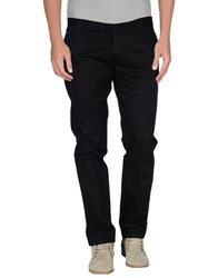 Hotel Trousers Casual Trousers Men Black