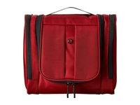 Victorinox Hanging Toiletry Kit Red Toiletries Case
