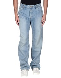 Timberland Denim Denim Trousers Men Blue