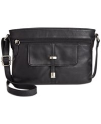 Giani Bernini Nappa Leather Belt Horizontal Crossbody Only At Macy's