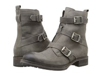 Wolverine Lizzie Grey Leather Women's Boots Gray