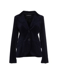 Roccobarocco Suits And Jackets Blazers Women Dark Blue
