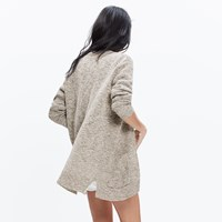 Madewell Marled Postscript Cardigan Sweater