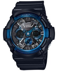 G Shock Men's Analog Digital Black Resin Bracelet Watch 55X52mm Ga200cb 1A