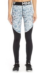 Women's Rebecca Minkoff 'Binx' Leggings Ice Crystal