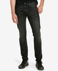 Denim And Supply Ralph Lauren Men's Prospect Slim Fit Jeans Black