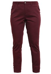 Junarose Jrnew Queen Slim Fit Jeans Decadent Chocolate Dark Brown