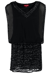 Derhy Recit Cocktail Dress Party Dress Noir Black