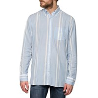 Gant Rugger Blue Madras Long Shirt