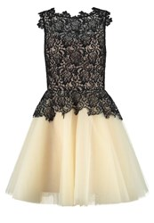Derhy Argonne Cocktail Dress Party Dress Noir Nude Black