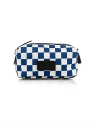 Marc By Marc Jacobs Checkerboard Print Make Up Bag
