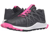 Adidas Vigor Bounce Dark Grey Core Black Shock Pink Women's Running Shoes