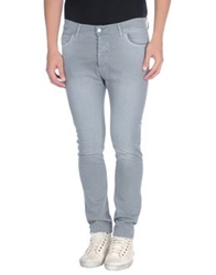 S D Side Denim Pants Grey