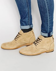 Shoe The Bear Oliver Chukka Boots Tan
