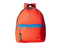 Nike Young Athletes Classic Base Backpack Bright Crimson Photo Blue Deep Royal Blue Backpack Bags Orange