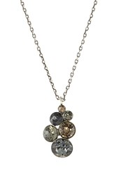 Konplott Petit Glamour Necklace Grey