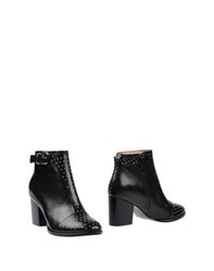 Thakoon Addition Footwear Ankle Boots Women Black