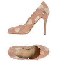 Charlotte Olympia Pumps Pastel Pink