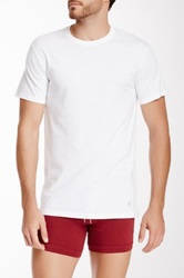 Original Penguin Crew Neck Tee Pack Of 3 White