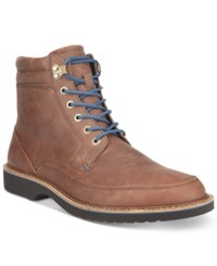 Ecco Men's Ian High Boots Men's Shoes Cocoa Brown