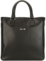 Salvatore Ferragamo Large Tote Black