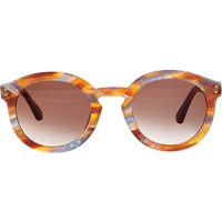 Thierry Lasry 'Smacky' Sunglasses Brown
