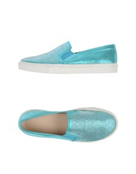 Ras Footwear Low Tops And Trainers Women Turquoise