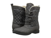 Keds Snowday Gray Women's Cold Weather Boots