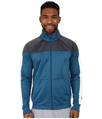 Brooks Rally Jacket River Asphalt Men's Coat Blue