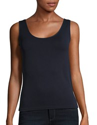 Context Seamless Tank Top Blue