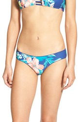 Rip Curl Women's 'Paradise Found' Hipster Bikini Bottoms Navy