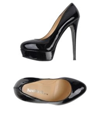 Nando Muzi Pumps Black