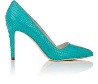 Alice Olivia And Women's Dina Pumps Turquoise