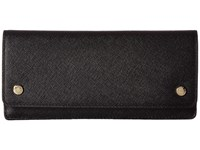 Ecco Iola Slim Wallet Black Wallet Handbags