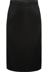 Givenchy Pencil Skirt In Black Stretch Jersey