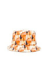 Gitman Brothers Vintage Bucket Hat Orange