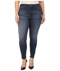 Nydj Plus Size Ami Super Skinny Jeans In Sure Stretch Denim In Saint Veran Saint Veran Women's Jeans Blue