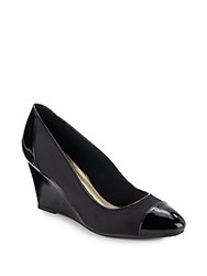 Bandolino Yerla Wedge Pumps Black